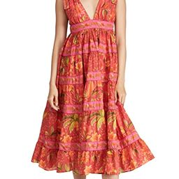 Solar Forest Maxi Dress | Shopbop
