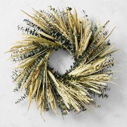 Fall Greens Wreath | Williams-Sonoma
