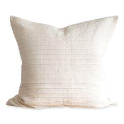 Salento Pillow - Ivory | Azulina Home