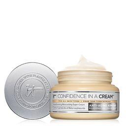 Confidence in a Cream Hydrating Moisturizer | IT Cosmetics | IT Cosmetics (US)