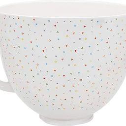 5 Quart Confetti Sprinkle Ceramic Bowl   Nordstrom Rack