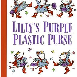 Lilly's Purple Plastic Purse | Amazon (US)