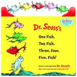 One Fish Two Fish Red Fish Blue Fish | Amazon (US)