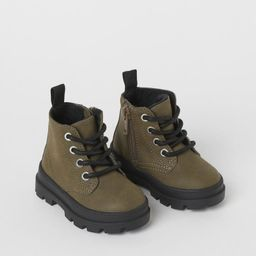 Warm-lined Boots | H&M (US)