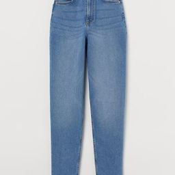 Mom High Ankle Jeans   H&M (US)