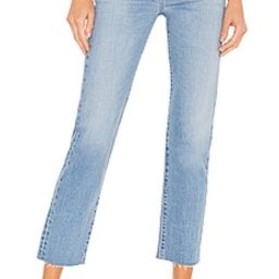 LEVI'S Wedgie Straight Ankle in Tango Hustle from Revolve.com | Revolve Clothing (Global)
