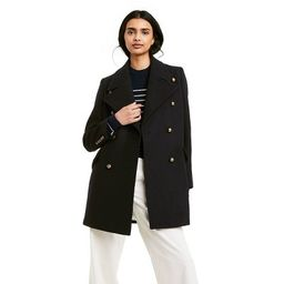 Women's Double Breasted Coat - Nili Lotan x Target Black | Target