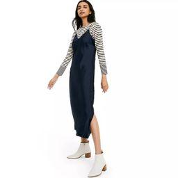 Women's Slip Dress - Nili Lotan x Target Navy Blue   Target