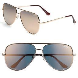 High Key 62mm Oversize Aviator Sunglasses   Nordstrom