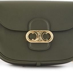 Medium Triomphe Bag with Chain in Calfskin   24S