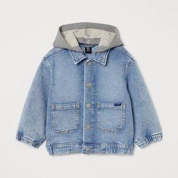 Hooded Denim Jacket | H&M (US)