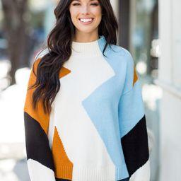 Dawn Sweater- Ivory | Avara