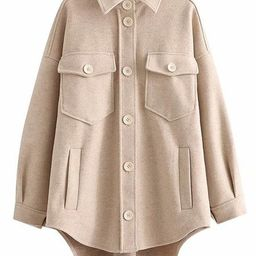 'Brandi' Thick Buttoned Shacket (2 Colors) | Goodnight Macaroon