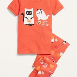 Unisex Graphic Pajama Set for Toddler & Baby | Old Navy (US)