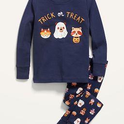 Unisex Snug-Fit Pajama Set for Toddler & Baby | Old Navy (US)