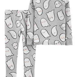 2-Piece Halloween Ghost 100% Snug Fit Cotton PJs | Carter's