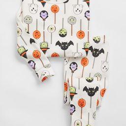 babyGap 100% Organic Cotton Halloween Graphic PJ Set | Gap Factory