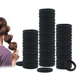 Dreamlover Hair Ties, 50 Pack Black Hair Bands   Amazon (US)