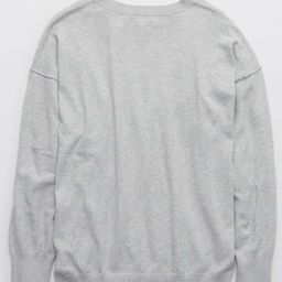 OFFLINE Oversized Crew Sweater   American Eagle Outfitters (US & CA)