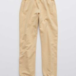 OFFLINE Throw-Back Fleece Jogger   American Eagle Outfitters (US & CA)