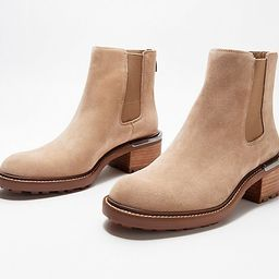 Vince Camuto Leather or Suede Chelsea Boots - Kelivena | QVC