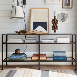 """Tanner 65"""" Console Table   Pottery Barn (US)"""