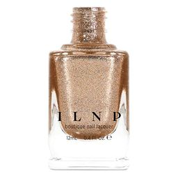 ILNP Mirage - Brilliant Gold Holographic Ultra Metallic Nail Polish | Amazon (US)