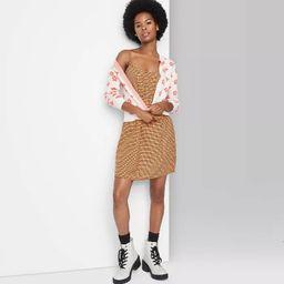 Women's Woven Slip Dress - Wild Fable™ | Target