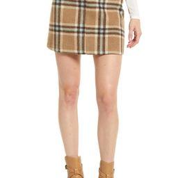 Mad For Plaid Miniskirt | Nordstrom