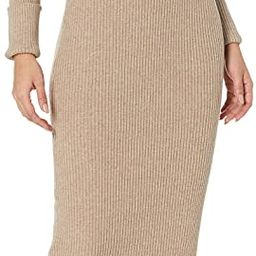 BB Dakota by Steve Madden Women's Sweater of Intent Dress | Amazon (US)