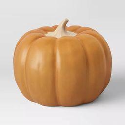 Large Ceramic Pumpkin Honey Yellow - Threshold™ | Target