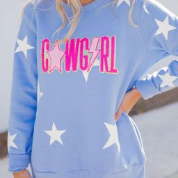 STARSTRUCK COWGIRL PULLOVER | Judith March