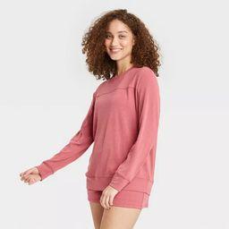 Women's Summer Lounge Sweatshirt - Stars Above™ | Target