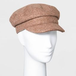 Women's Felt Captain Hat - Universal Thread™ | Target