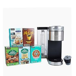 Keurig K-Supreme Plus Coffee Maker with 60 K-Cup Pods and My K-Cup   HSN