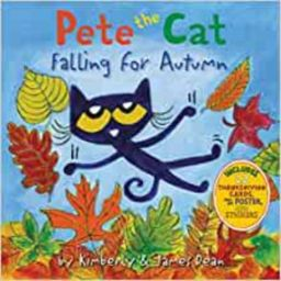 Pete the Cat Falling for Autumn   Amazon (US)