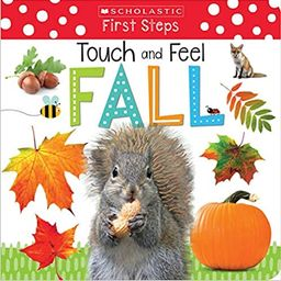 Touch and Feel Fall: Scholastic Early Learners (Touch and Feel)   Amazon (US)