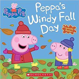 Peppa's Windy Fall Day (Peppa Pig)   Amazon (US)