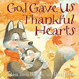 God Gave Us Thankful Hearts   Amazon (US)