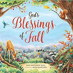 God's Blessings of Fall (Bountiful Blessings)   Amazon (US)