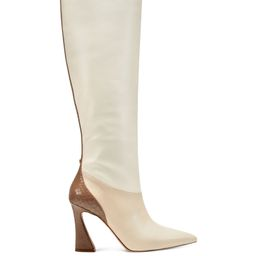 Jacori Mixed-Material Boot | Vince Camuto
