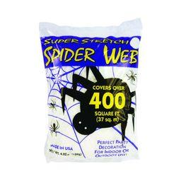 White Spider Web Halloween Decoration - Walmart.com | Walmart (US)