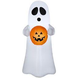 Airblown Inflatables Spooky Ghost, 4' - Walmart.com | Walmart (US)