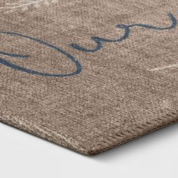 2'x3' Our Nest Printed Rug Gray - Threshold™   Target