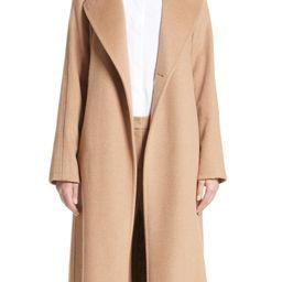 Manuela Camel Hair Coat   Nordstrom