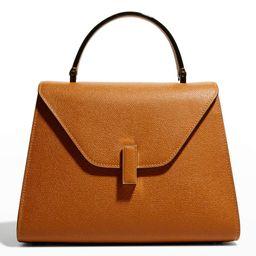 Iside Media Envelope Flap Top-Handle Bag   Neiman Marcus