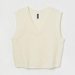H&M+ Sweater Vest | H&M (US)