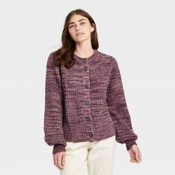 Women's Cardigan - Who What Wear™ | Target