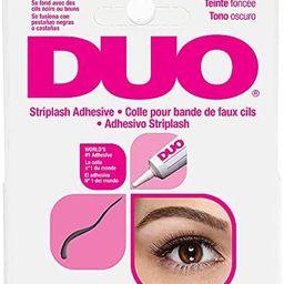 DUO Striplash Adhesive for Strip Lashes, Dark Tone, 0.25 oz, 1-Pack | Amazon (US)