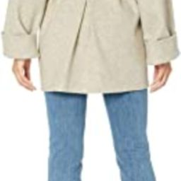 The Drop Women's @spreadfashion Classic Belted Jacket   Amazon (US)